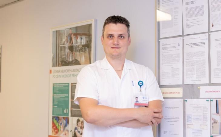 FN Ostrava: Práci našeho neurologa publikoval prestižní časopis Neurology