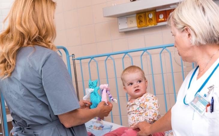 KNTB Zlín: Péče o hospitalizované dětské pacienty se začíná koncentrovat do Zlína