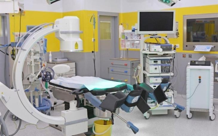 Uherskohradišťská nemocnice: Dar Nadačního fondu Muži proti rakovině umožnil pořídit flexibilní cystoskop