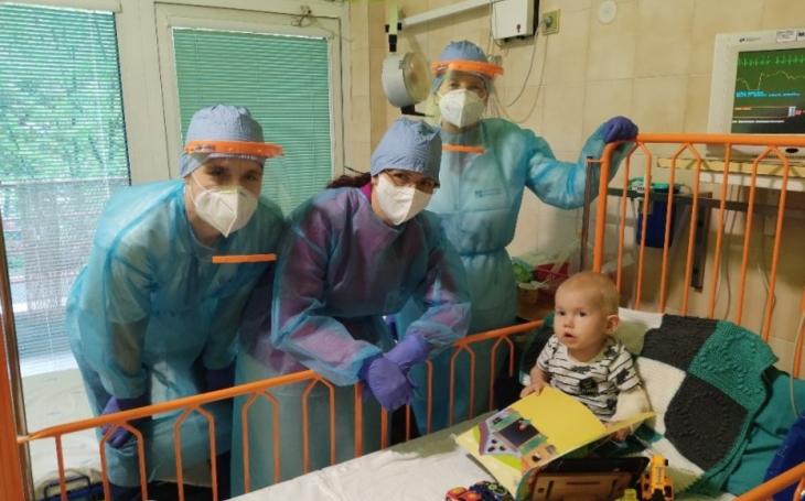 FN Brno: Léčba Spinální svalové atrofie pomocí genové terapie je podle odborníků historickým milníkem nejen pro nemocné děti, ale i pro celou medicínu