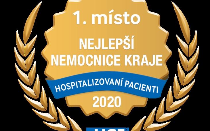 FN Ostrava obsadila v celostátní anketě spokojenosti pacientů 2. místo