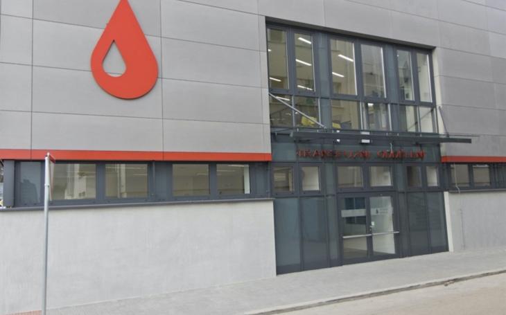 FN Hradec Králové: První dárci darovali krev v nové budově Transfuzního oddělení