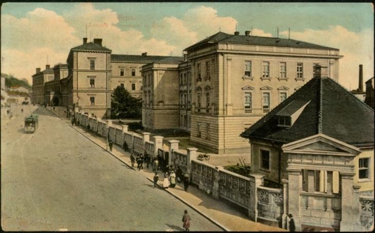 Fakultní nemocnice u sv. Anny v Brně si letos připomíná 235 let