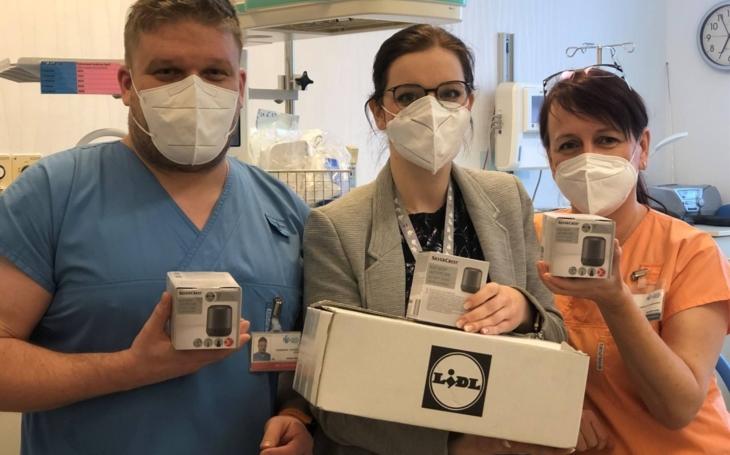 FN Ostrava: Nastávající maminky si mohou při porodu užívat hudbu