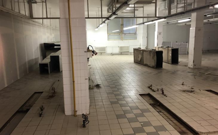 Jihlava: V nemocnici opravují srdce kuchyně