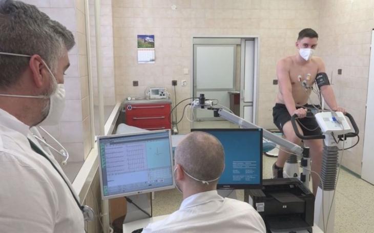 FN Ostrava otevřela novou ambulanci tělovýchovného lékařství