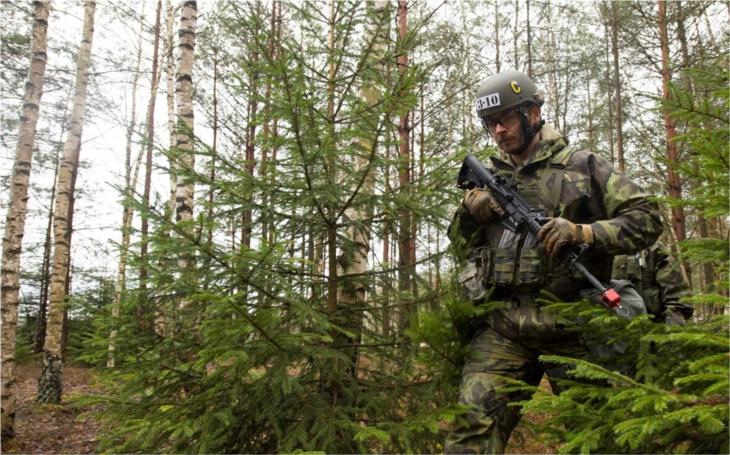 FN USA Brno: Zažil první linii v armádě. A teď i v nemocnici