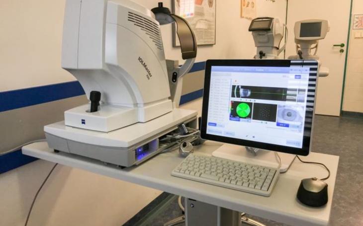 FN Ostrava: Oční klinika zmodernizovala Centrum pro děti s vadami zraku a pořídila nové přístroje pro dospělé