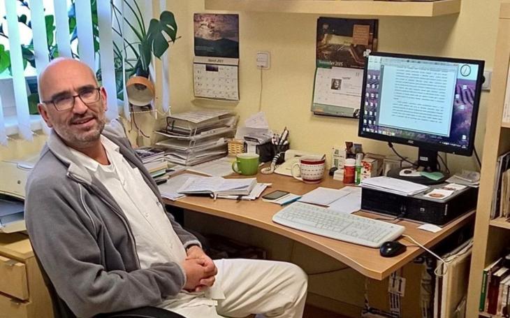 Nemocnice Písek: Pandemii zvládají nejlépe ti, kteří jsou schopni i ochotni přizpůsobit se