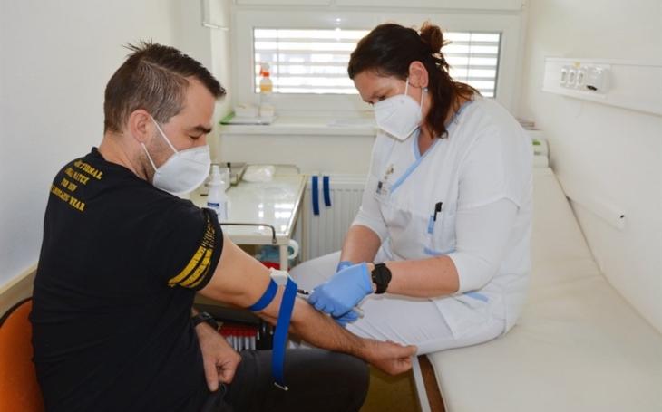 Uherskohradišťská nemocnice: I přes odložení termínu vykazuje akce Movember rekordní účast