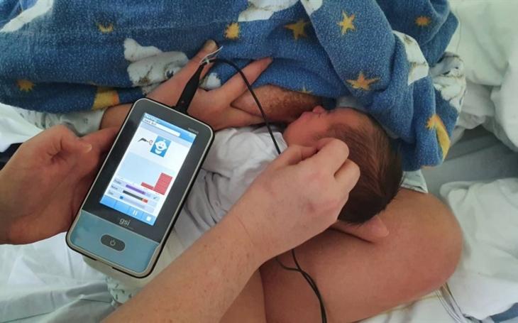 Nemocnice Jihlava: Novorozencům slouží nový přístroj