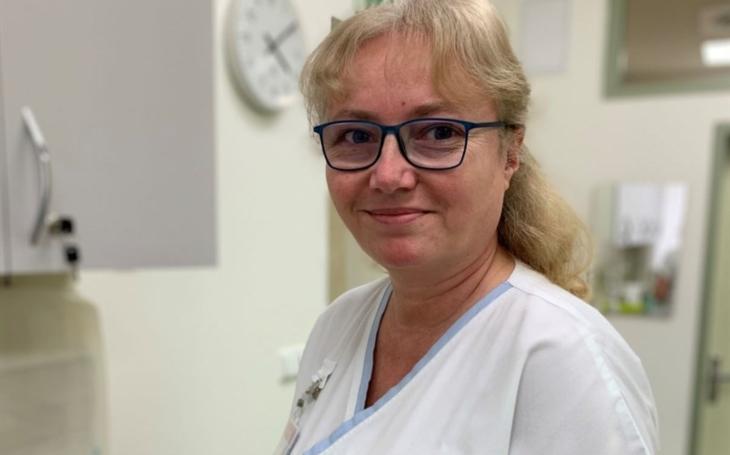 Koordinátorka SPIS, FNUSA Brno: : Nejčastěji řeším vyčerpanost, přepracování nebo vyrovnání se se smrtí
