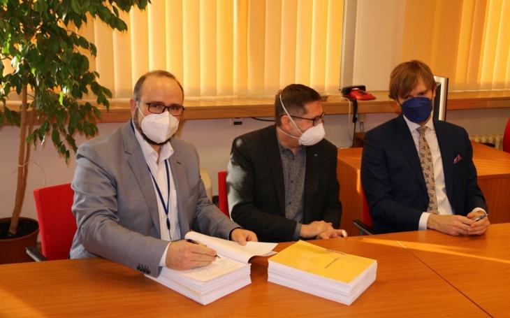 Ústecký kraj: Krajská zdravotní převzala k 1. dubnu litoměřickou nemocnici