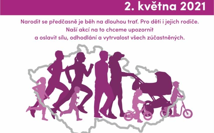 NEDOKLUBKO: Celorepublikový Běh a procházka pro miminka do dlaně
