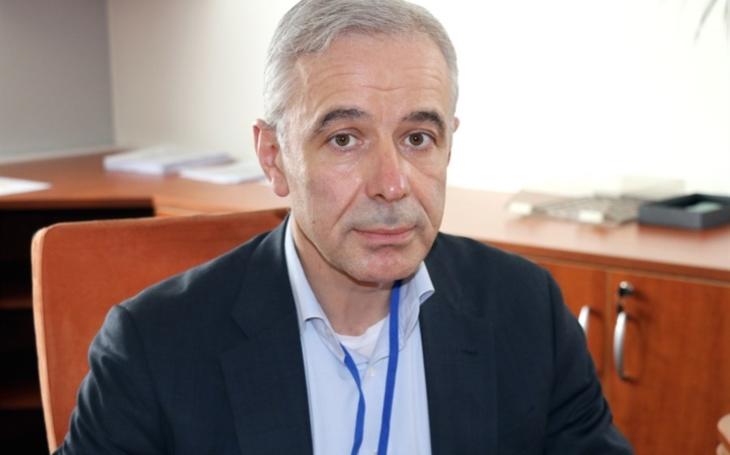 Generálním ředitelem Krajské zdravotní, a.s., se stal MUDr. Petr Malý, MBA