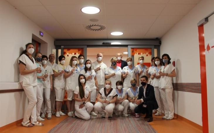 Nemocnice Náchod: Porodnice je v novém