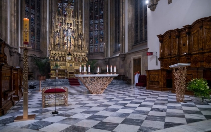 FNUSA Brno: V katedrále na Petrově se uskuteční mše za zdravotníky u sv. Anny