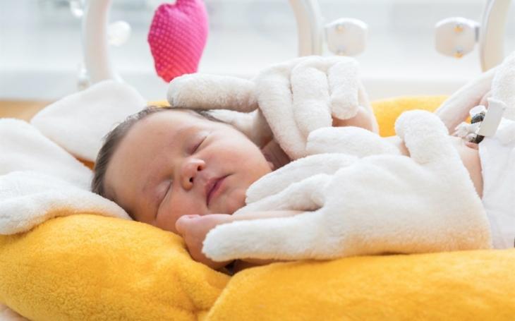 Nemocnice AGEL Šternberk: 5x dvojčátka a plodný půlrok - 589 dětí