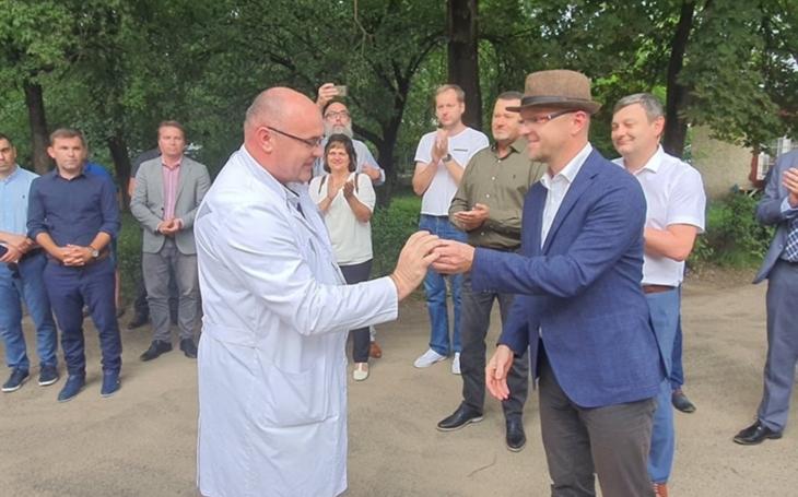 V kraji Ivana Olbrachta bude pomáhat další sanitka