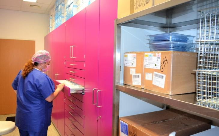Nemocnice AGEL Prostějov: Centrální operační sály dostaly nový kabát za 9 milionů korun