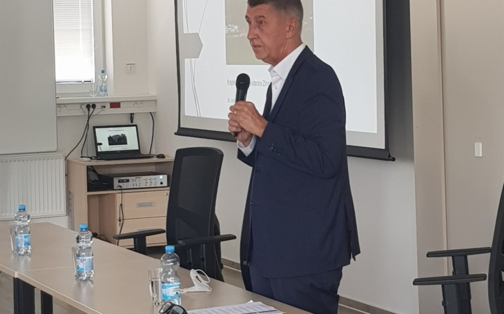 KNTB Zlín: Setkání s premiérem Andrejem Babišem nabídlo řadu důležitých témat