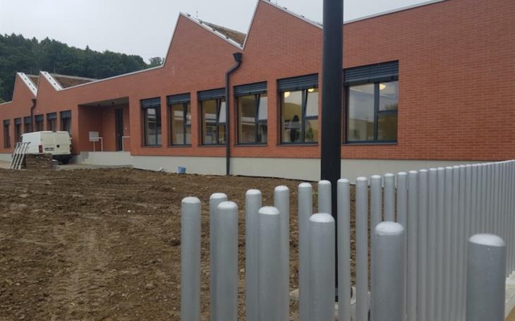 KNTB Zlín: Hotovo! Firemní školka zlínské nemocnice zahájí provoz ve středu 1. září