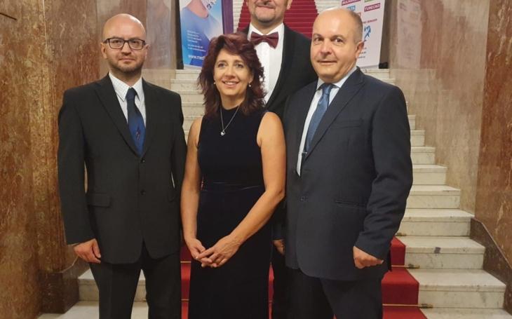 Krajskou zdravotní v soutěži Anděl mezi zdravotníky úspěšně reprezentovala MUDr. Jana Dušánková