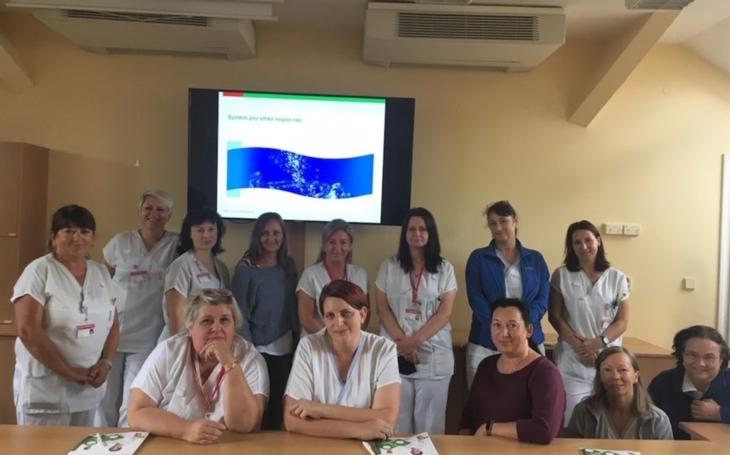 FNUSA Brno: Sestry ranhojičky zachraňují nejen končetiny