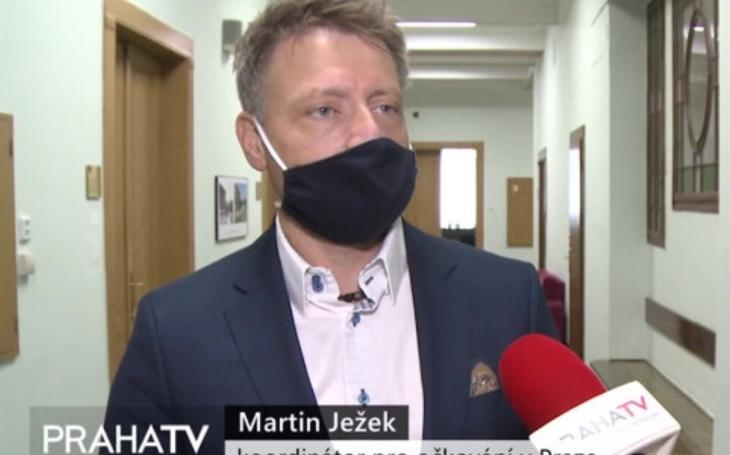 Mgr. Martin Ježek: PRAHA pandemii zvládla