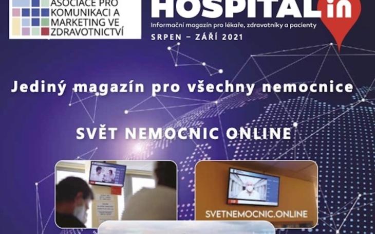 Asociace pro komunikaci a marketing ve zdravotnictví (a HOSPITALin)