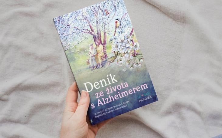 Kniha Deník ze života s Alzheimerem: Skutečný příběh pečující dcery doplněný radami odborníků