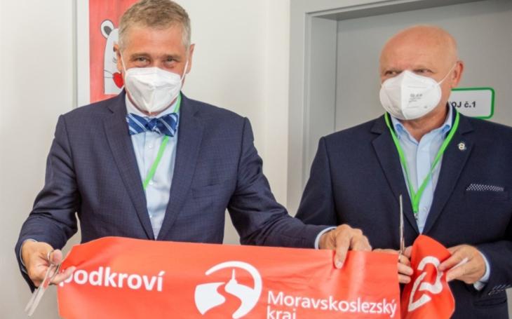 Moravskoslezský kraj: MAMINKY S DĚTMI BUDOU MÍT VE ZREKONSTRUOVANÉM PODKROVÍ METYLOVICKÉ LÉČEBNY VĚTŠÍ KOMFORT