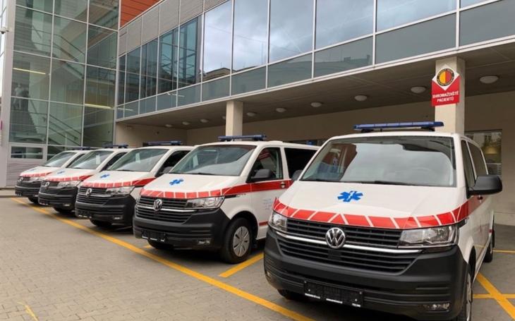 FNUSA Brno: Nemocnice bude mít vlastní zdravotní dopravní službu