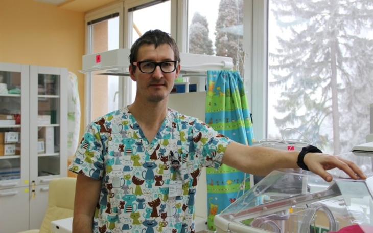 Nemocnice AGEL Šternberk: Otevření nové ambulance praktického lékaře pro děti a dorost