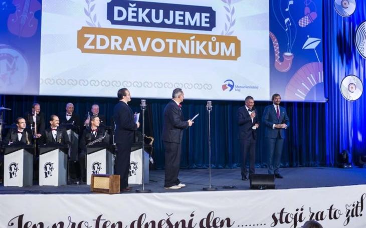 Moravskoslezský kraj: LETOŠNÍ AKCE SESTRA ROKU BYLA JINÁ. VÍTĚZEM SE STALI VŠICHNI ZDRAVOTNÍCI V KRAJI