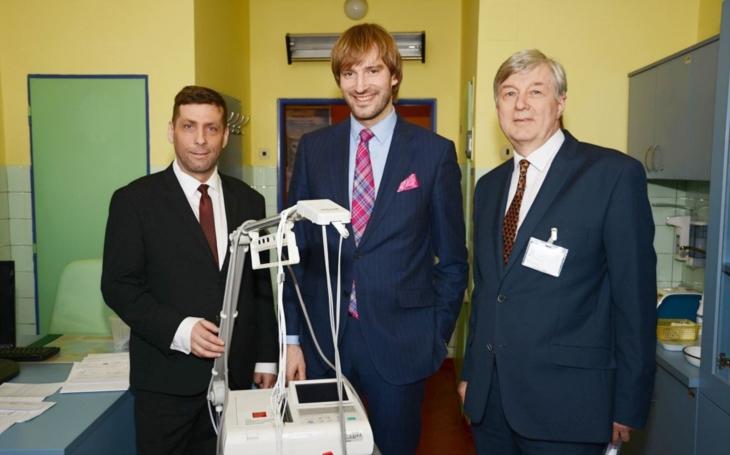 Praha: Thomayerova nemocnice má nové přístroje