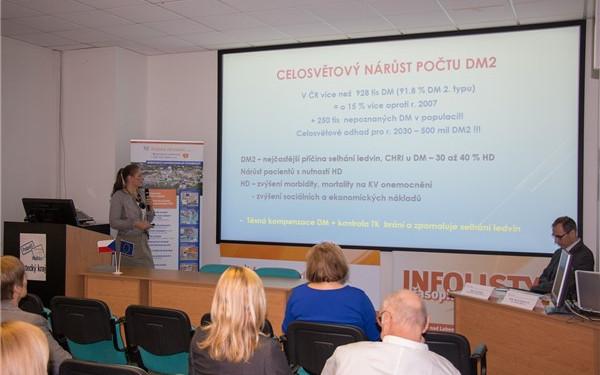 Internisté se pošesté sešli na konferenci vÚstí nad Labem
