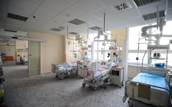 Nemocnice České Budějovice slavnostně zahájila provoz zrekonstruovaného Chirurgického oddělení
