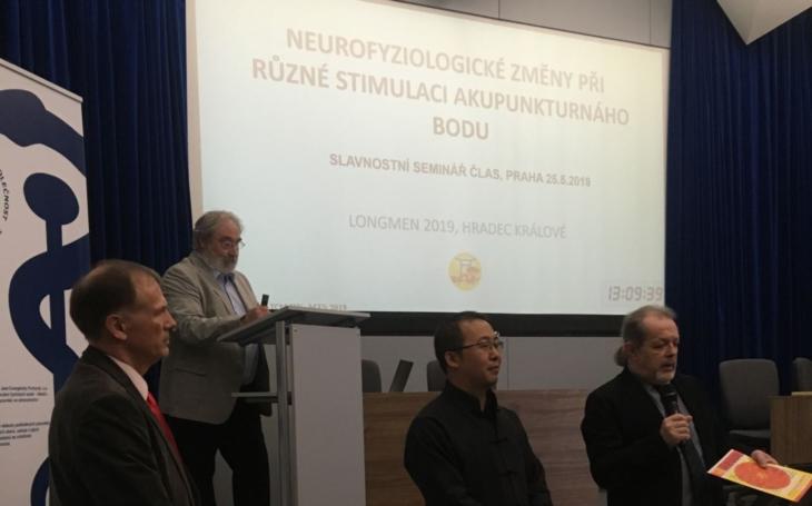 Česká lékařská akupunkturistická společnost ČLS JEP - 50 let!