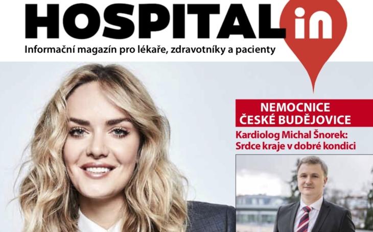 Chcete číst nový HOSPITALin nejen na webu? Můžete si objednat nové číslo!