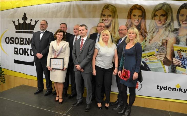 Ústí nad Labem: Lékařka Krajské zdravotní zvítězila vanketě Osobnost roku Ústeckého kraje 2017