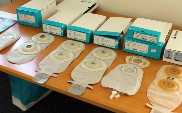 Vpísecké nemocnici radí pacientům s vývodem