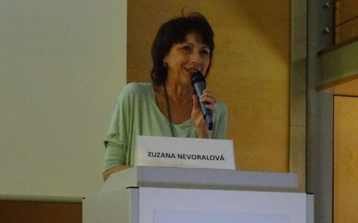 Jihlavská lékařka MUDr. Zuzana Nevoralová vydala vEvropě ojedinělou knihu