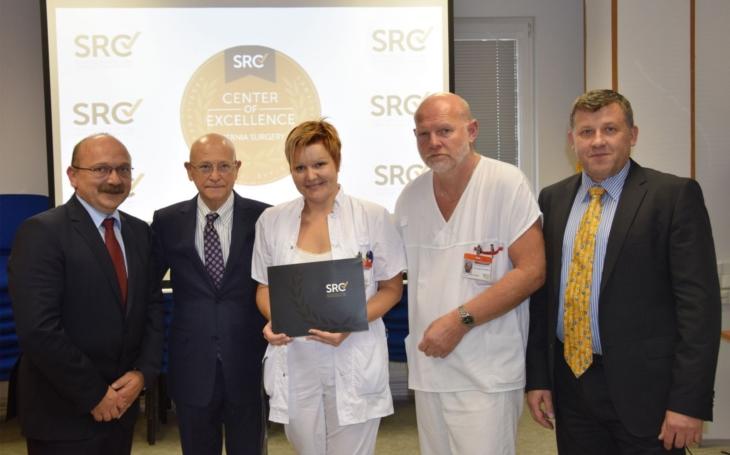 BENEŠOV: Nemocnice Rudolfa a Stefanie a.s., disponuje kýlním centrem nejvyšší kvality v ČR