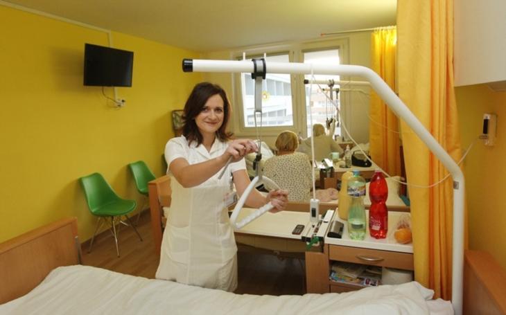 Nemocnice Jihlava: Pacientům pod stromeček vybavíme chemostacionář