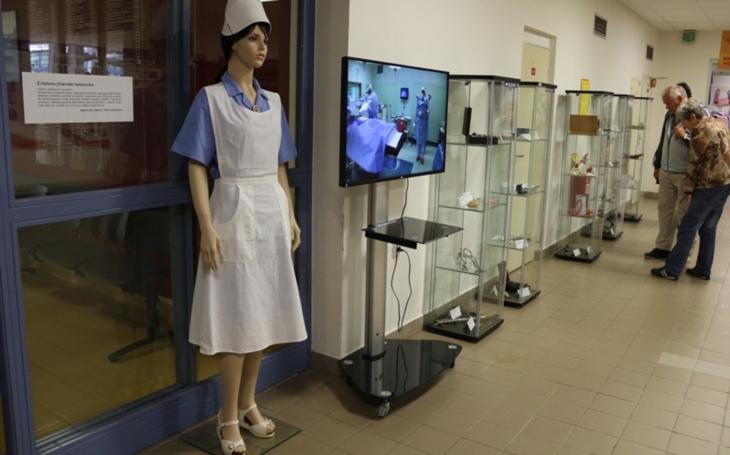 Nemocnice Jihlava: Jak tenkrát vypadala zdravotní péče? Přijďte na výstavu
