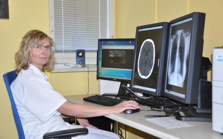 Vsetínská nemocnice má novou primářku radiodiagnostiky
