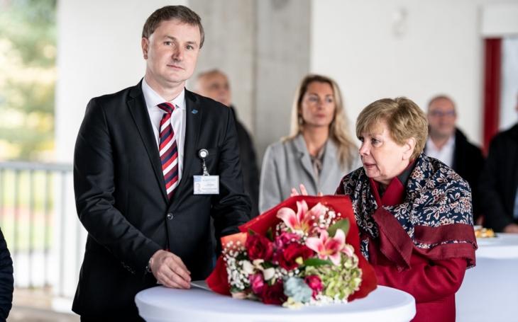 Nemocnice České Budějovice, a.s. slavnostně zahájila přístavbu a přestavbu pavilonu CH. Práce na první etapě potrvají zhruba 900 dní