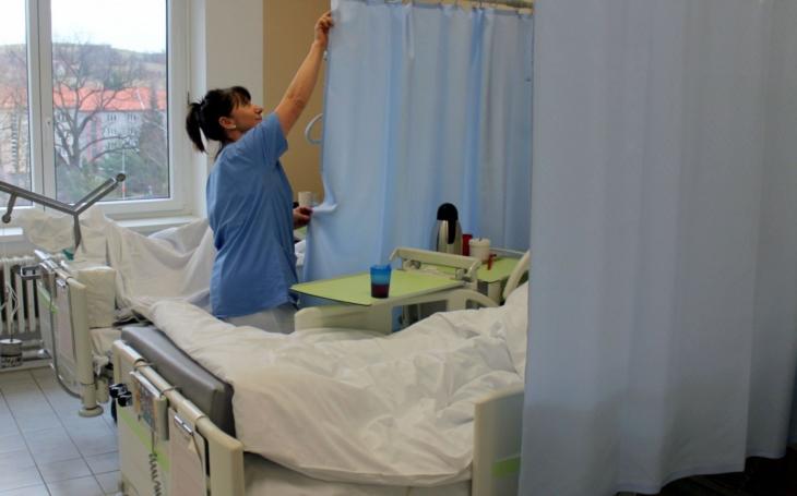 Nemocnice Písek: Pacienti na vícelůžkových pokojích mají více soukromí