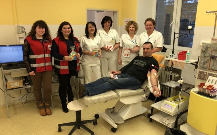 KNTB Zlín: Valentýnská kapka krve již podesáté